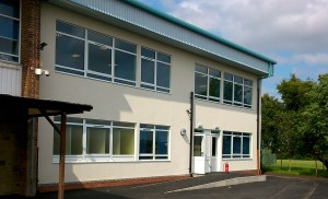 Creationdesign Wales School extension and refurbishment plan